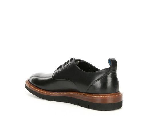 b5620ff0861 Black Men's Analist Leather Plain Toe Oxford