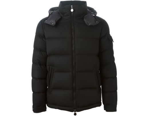 a1141e349 Men's Black 'montgenevre' Padded Jacket