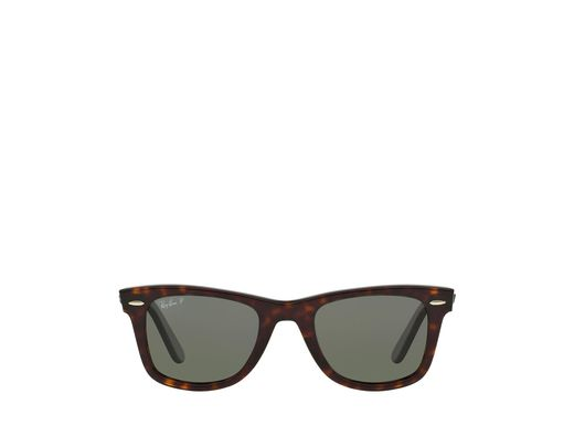 da291ee4e Lyst - Ray-Ban Wayfarer Sunglasses in Brown - Save 21%