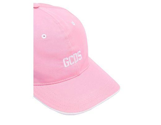 Casquette Lyst Rose Gcds En Coloris Avec Logo Brodé n0kwOP8