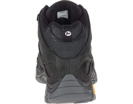 6f149a8cdd9 Men's Black S Moab 2 Smooth Mid Waterproof