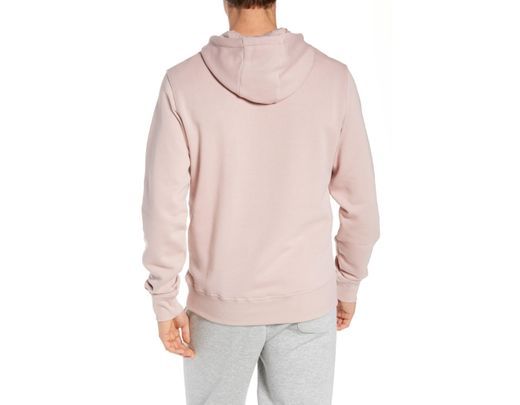 a41526b7f5694 New Balance Varsity Chenille Hooded Sweatshirt in Pink for Men - Lyst
