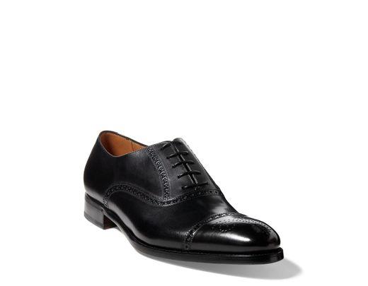 95c626ed5d Men's Black Denver Leather Shoes