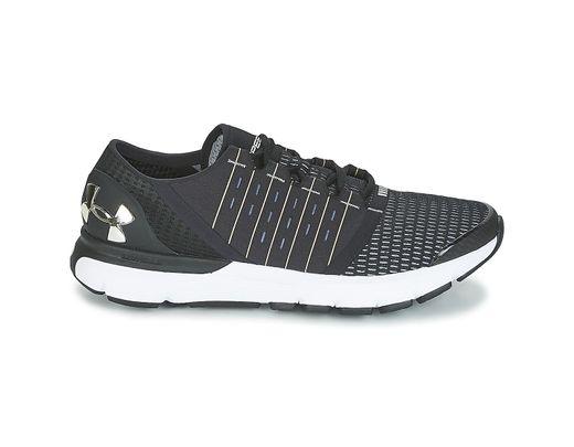 For Men Trainers In Running Under Speedform Black Armour Europa Lyst 4RLA5jc3q