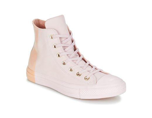 Hi Femmes Chuck Taylor Star Rose Chaussures Blocked All Nubuck En v8wONm0n