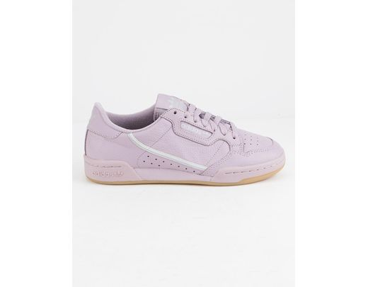 ed6e19b1c76d Lyst - adidas Continental 80 Soft Vision Womens Shoes in Purple