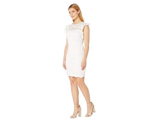 3a151404 Women's White Afiya Dress