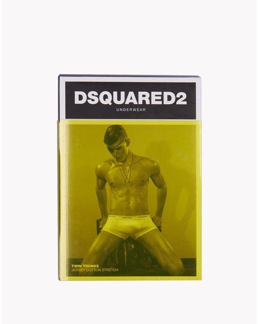 DSquared² | Gray Trunks for Men | Lyst