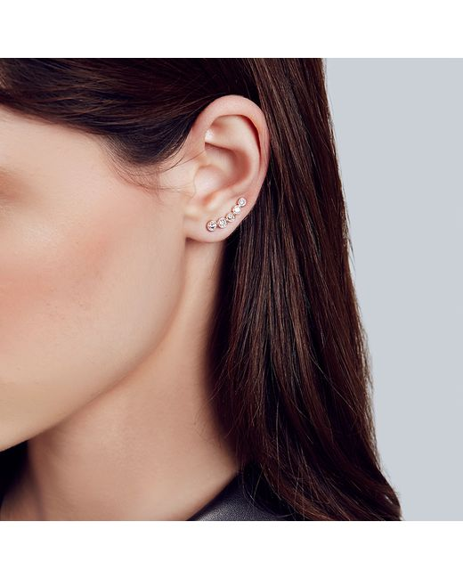 Carbon & Hyde | Metallic Mini Cinderella Ear Cuff | Lyst