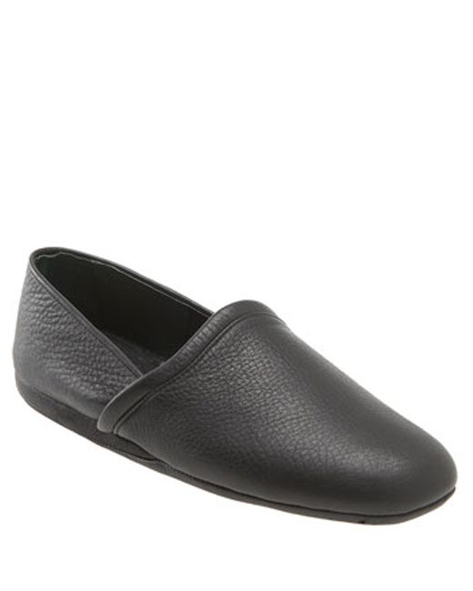 L.B. Evans | Black 'aristocrat Opera' Slip-on for Men | Lyst