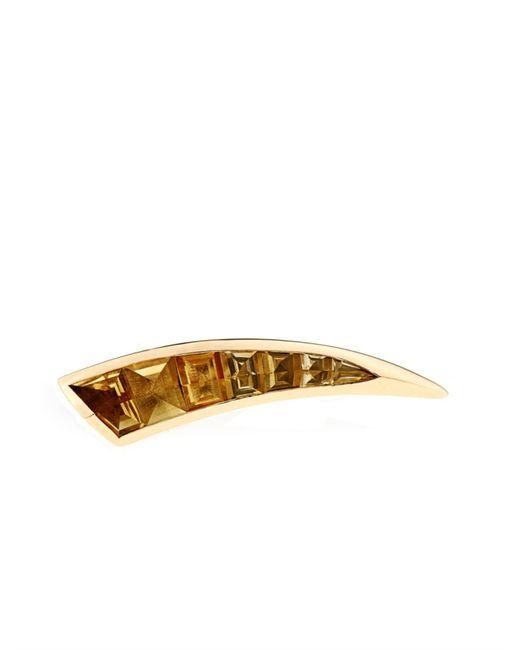 Shaun Leane | Yellow-gold Sabre Ring | Lyst