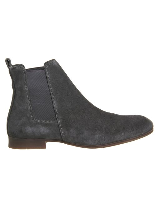 office callum chelsea boots in gray lyst. Black Bedroom Furniture Sets. Home Design Ideas
