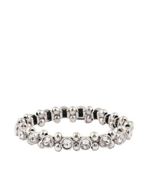 Philippe Audibert | Metallic Stass Stretch Bracelet | Lyst