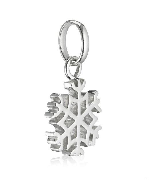 Links of London | Metallic Snowflake Charm | Lyst
