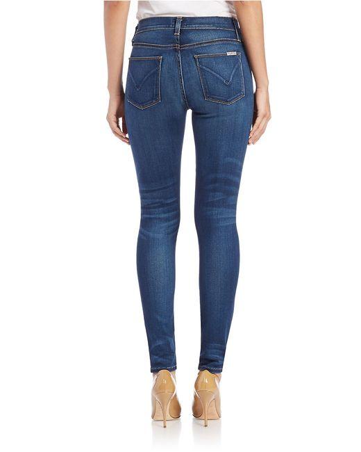Hudson Jeans | Blue Nico Skinny Elysian Jeans-revelation | Lyst