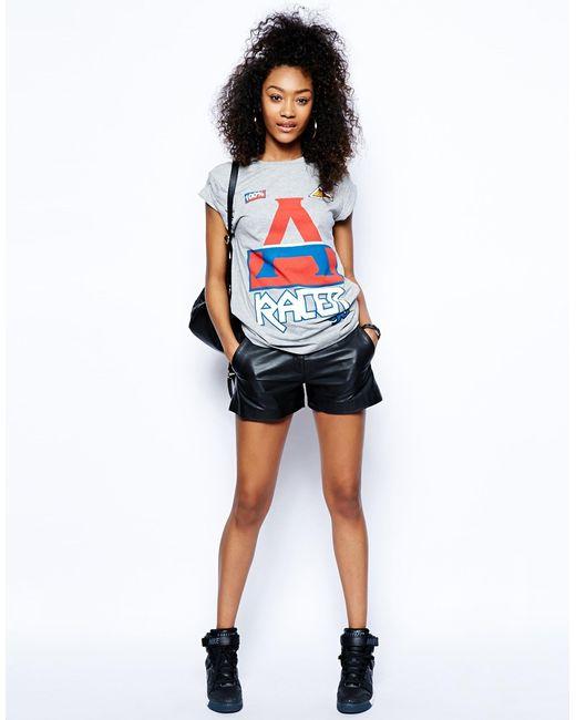 ASOS | Gray Longline Sleeveless Shirt | Lyst
