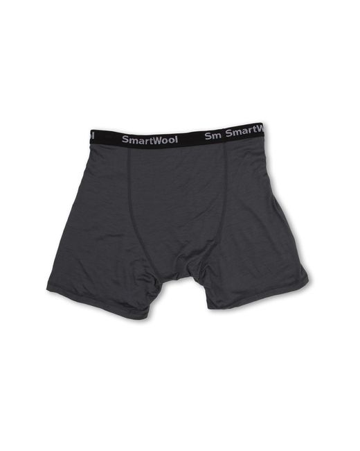 Smartwool | Gray Nts Micro 150 Boxer Brief for Men | Lyst