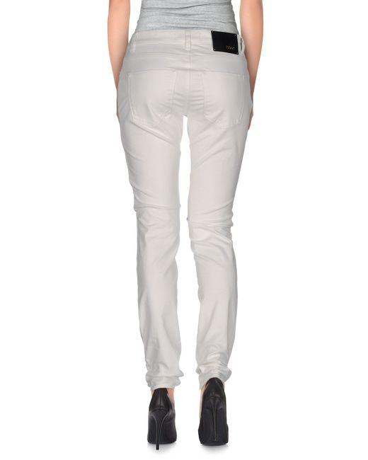 Emilio Pucci | White Casual Trouser | Lyst