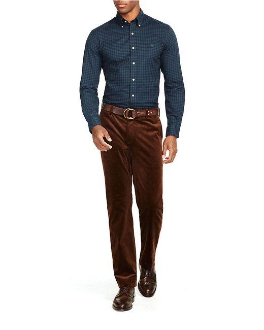 Polo Ralph Lauren | Brown Classic-fit Stretch-corduroy Newport Pant for Men | Lyst