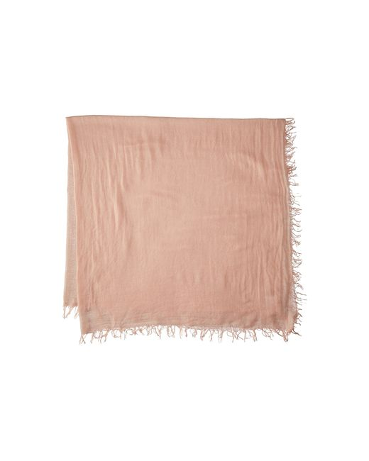 Chan Luu | Pink Cashmere And Silk Scarf | Lyst