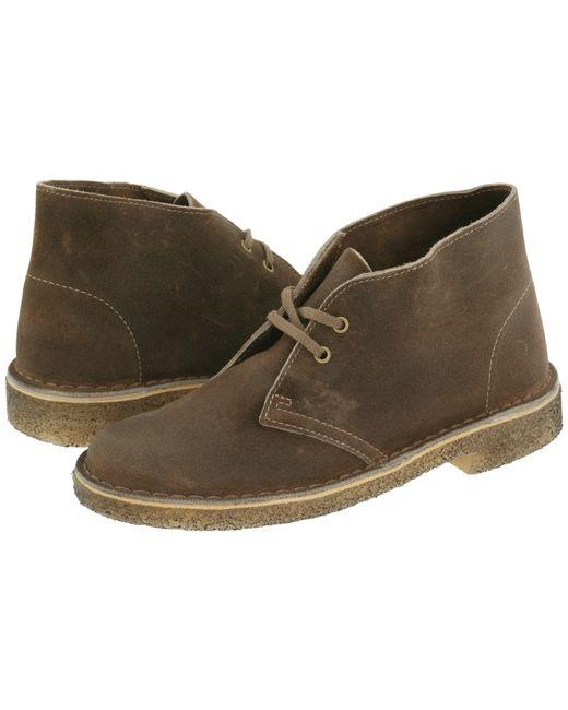 Clarks   Brown Desert Boot   Lyst
