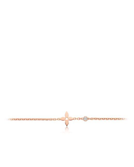 Louis Vuitton | Idylle Blossom Bracelet, Pink Gold And Diamond | Lyst