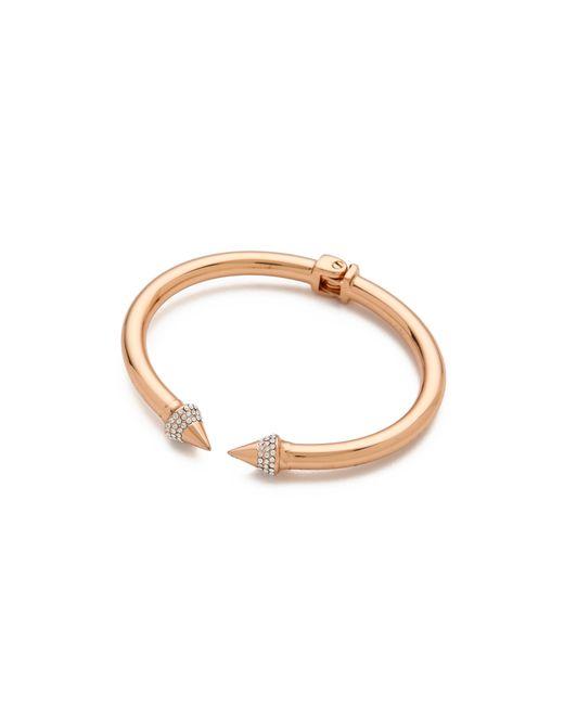 Vita Fede | Pink Mini Titan Crystal Bracelet | Lyst