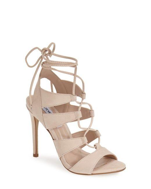 Steve Madden | Pink 'sandalia' Sandal | Lyst
