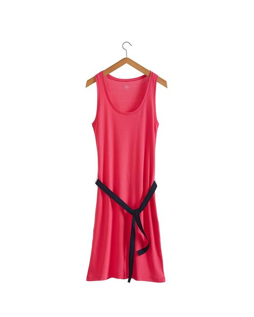 Petit Bateau   Pink Women's Vest Top Dress In New Cotton   Lyst