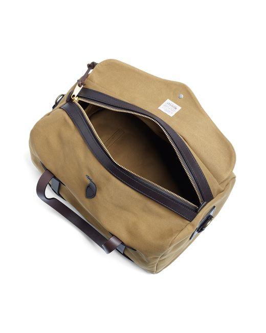 Brooks Brothers | Black Filson® Small Duffel Bag for Men | Lyst