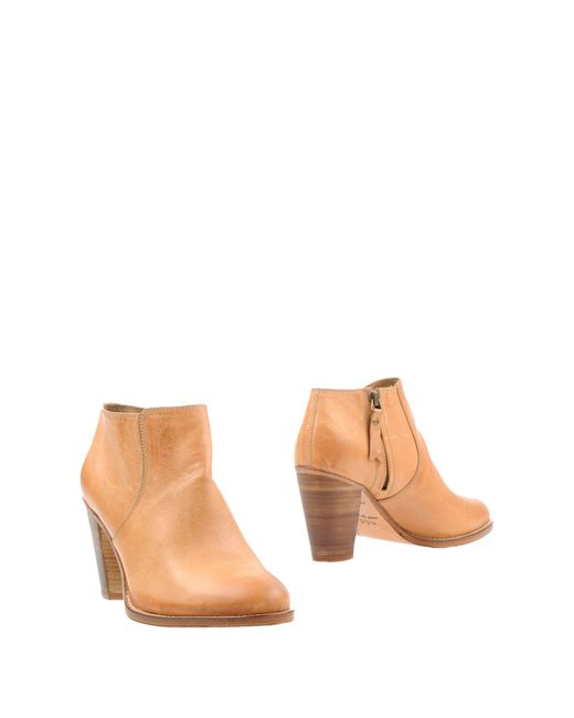N.d.c. Made By Hand | Brown Bootie | Lyst
