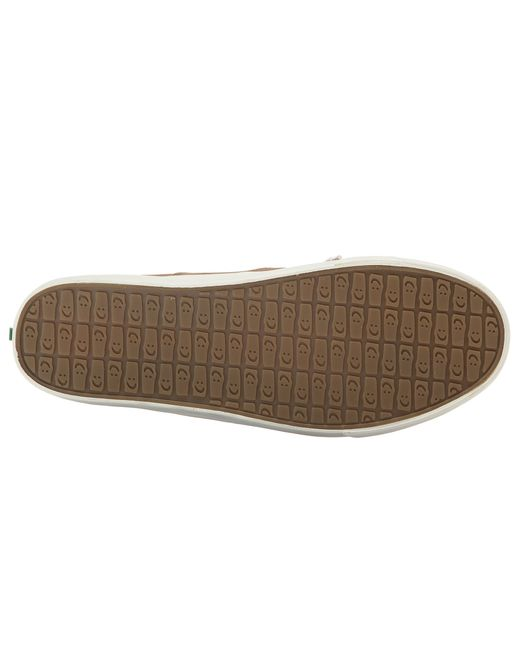 Sanuk | Brown Offshore Deluxe for Men | Lyst