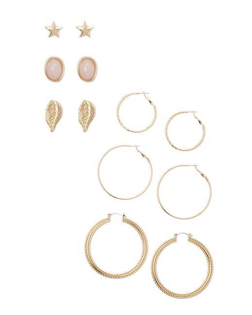 Forever 21 | Metallic Classic Earring Set | Lyst