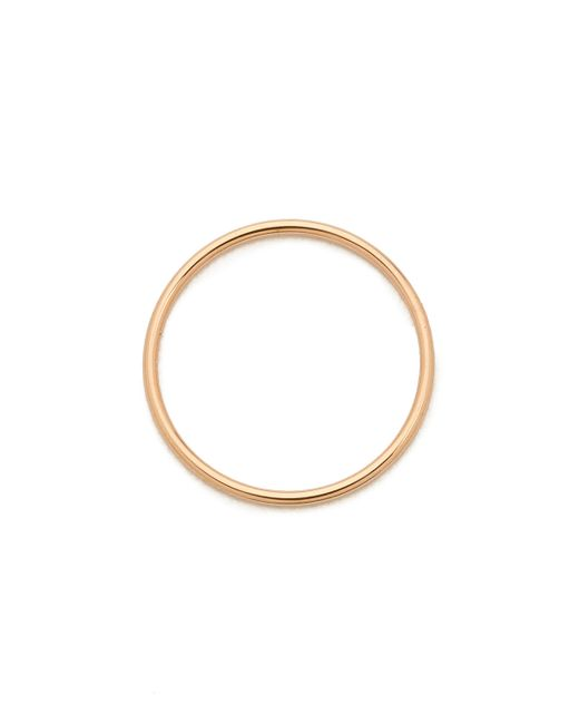 Ginette NY | Pink Circle Ring | Lyst