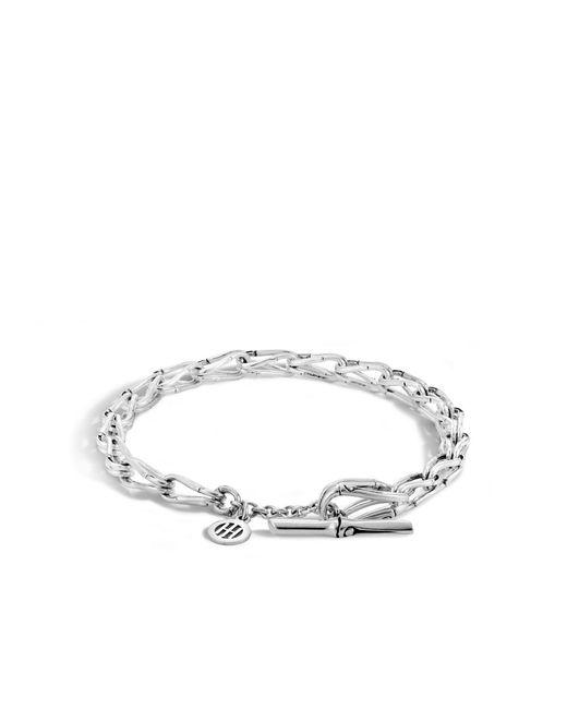 John Hardy | Metallic Link Bracelet | Lyst
