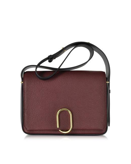 3.1 Phillip Lim   Purple Alix Leather Shoulder Bag   Lyst