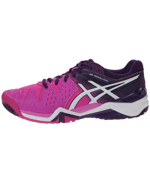 Asics | Purple Gel-resolution® 6 | Lyst