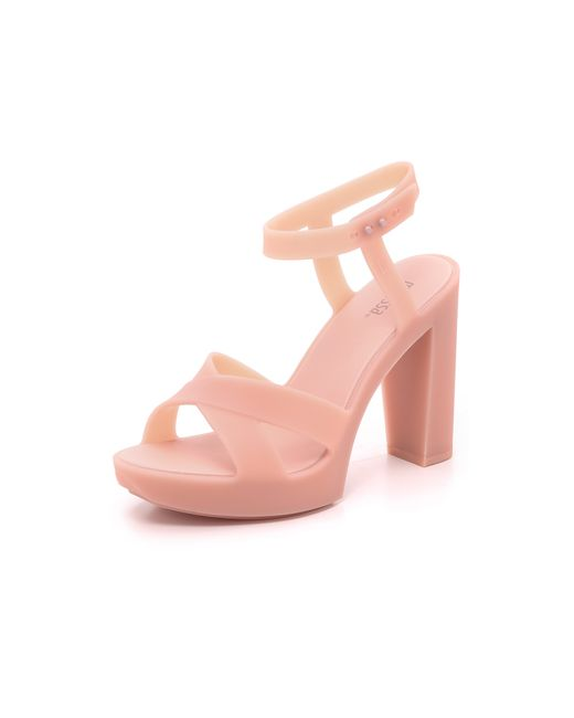 Melissa | Pink Classic Lady Sandals | Lyst