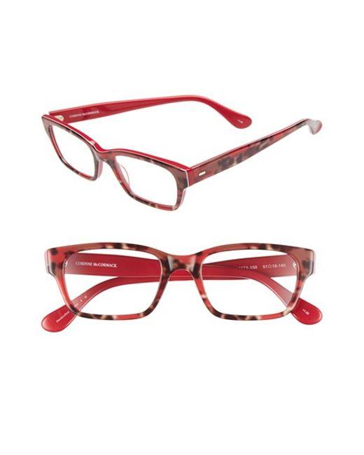 Corinne Mccormack   Multicolor 'sydney' 51mm Reading Glasses   Lyst
