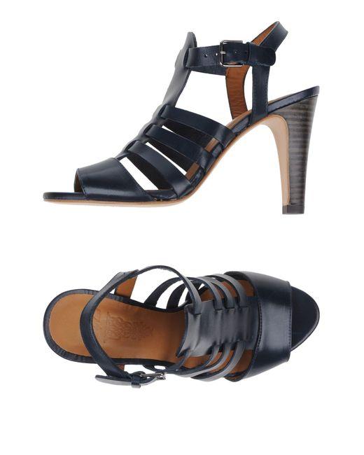 NDC | Blue Sandals | Lyst