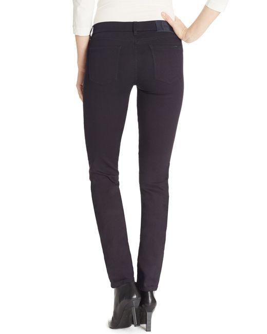 HUGO | Blue 'ginja' | Skinny Stretch Cotton Jeans | Lyst