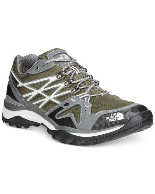 The North Face | Gray M Hedgehog Fastpack Sneakers for Men | Lyst