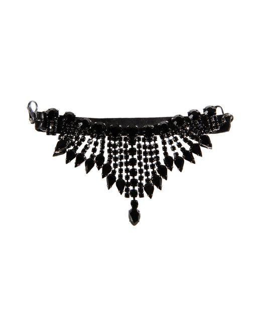 Emanuele Bicocchi | Black Bracelet | Lyst