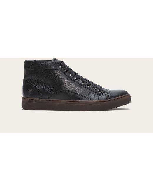 Frye | Black Greene High-top Lace-up Sneaker for Men | Lyst