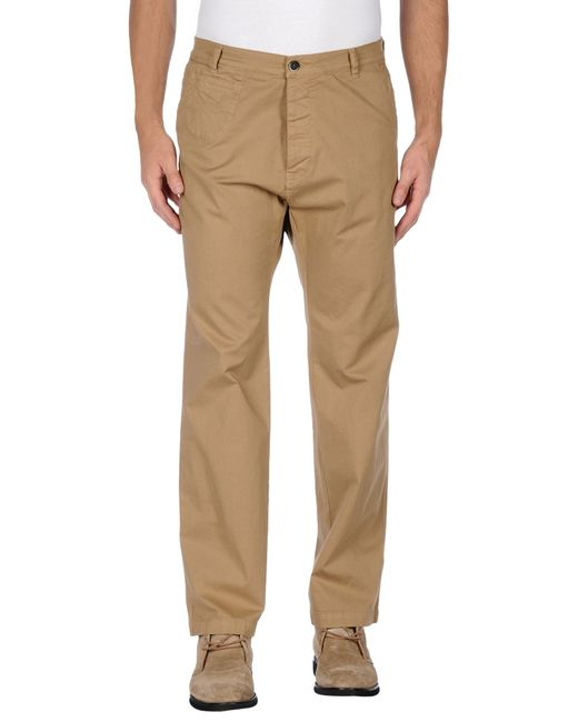 Barena | Natural Casual Pants for Men | Lyst