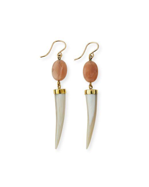 Ashley Pittman | Metallic Penzi Spike Drop Earrings | Lyst