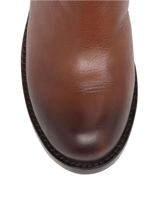 Vince Camuto   Brown Welton Leather Mid-Calf Boots   Lyst
