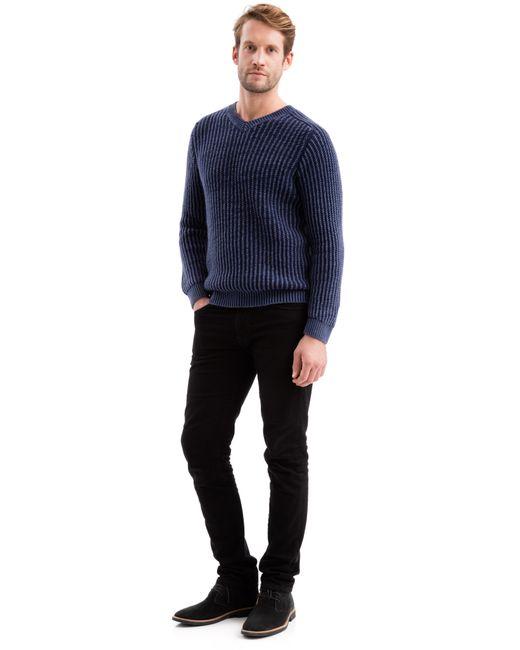 Iris Von Arnim | Virgin Wool Pullover - Blue for Men | Lyst