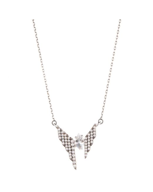 Alexis Bittar | Metallic White Sapphire And Clear Quartz Fringe Necklace You Might Also Like | Lyst