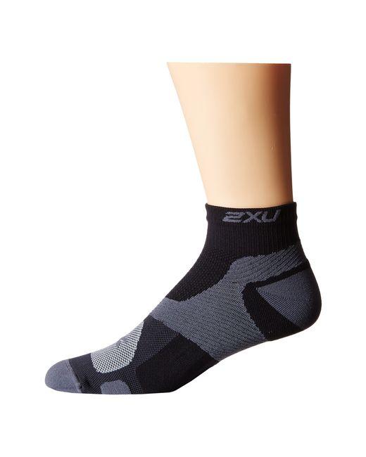 2XU | Black Training Vectr Sock for Men | Lyst